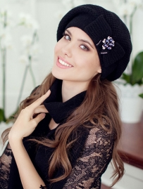Модные головные уборы осень 2013 (85 фото)