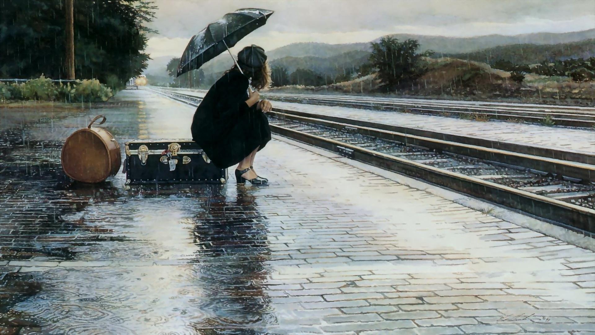 Советы по стилю: как красиво одеться в дождь