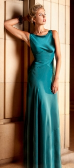 Модные вечерние платья осень 2013 (105 фото)