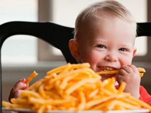Какие продукты – вредные для детей?