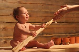 Закаливание грудных детей, младенцев, новорожденных