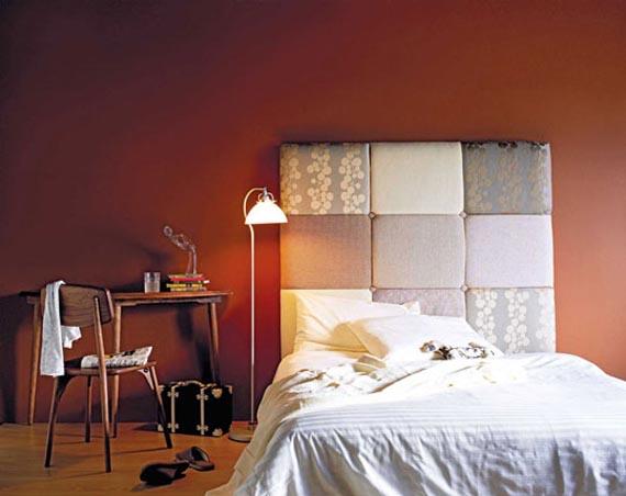 Полезные советы для женщин: как сделать красивое изголовье кровати