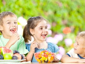 Диета для детей: растим здоровое поколение
