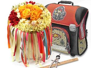 Первое сентября – как украсить букет?
