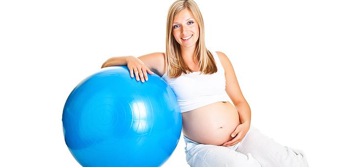 Женское здоровье: красота беременной женщины
