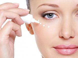 Учимся правильно ухаживать за кожей вокруг глаз