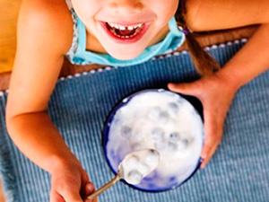 Питание гениального ребенка