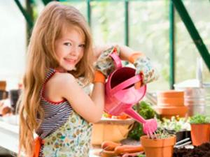Цветы к школе: растим вместе с ребенком