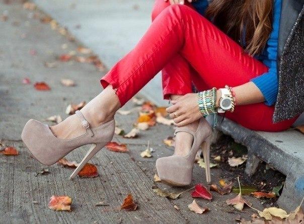 Здоровье ног и вред высоких каблуков