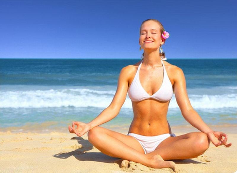 Йога для женского здоровья