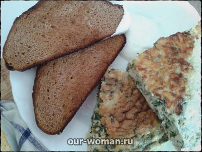 Рецепты вегетарианских блюд: творожная запеканка со шпинатом и сыром