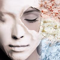 Уникальные маски для лица на основе альгиновой кислоты