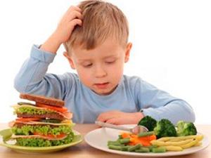 Детские «пищевые» капризы